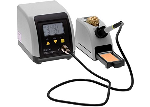 Aven 17400 Soldering Station with LCD Display, ESD Safe 400 Series