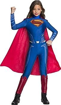 Rubie s Justice League Movie Child s Superman Jumpsuit Costume Large