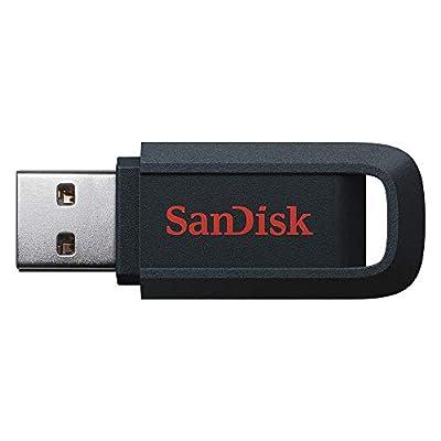 SanDisk Ultra Trek 128GB Ruggedized USB 3.0 Flash Drive up to 130MB/s read speed