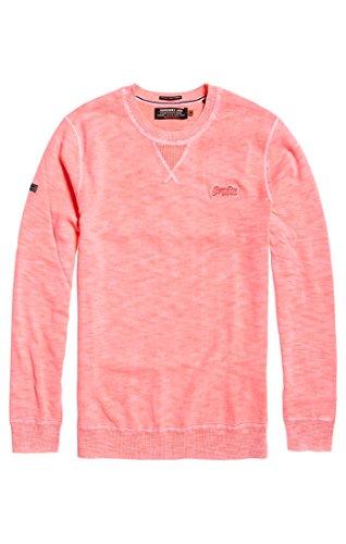 Superdry Line Tarp Back Pack Sportsweatshirt, grijs (Grey), 10x34x45 cm