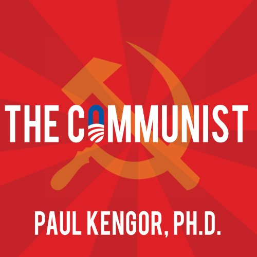 The Communist audiobook cover art