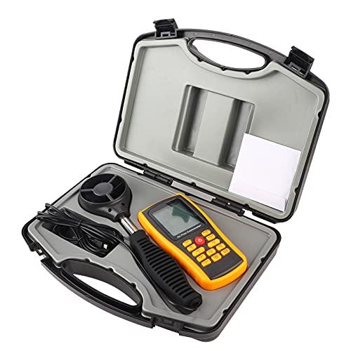 Probador, Pantalla LCD, Anemómetro Profesional GM8902 + Para Probar La Velocidad Del Flujo De Aire, El Enfriamiento Del Viento