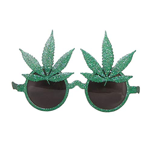 PARTY DISCOUNT Brille Cannabis