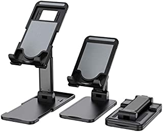 TOPHIG - Foldable, Portable Mobile Stand, Mobile Holder, Cell phone holder/Cell phone stand, Table stand, Multipurpose, ad...