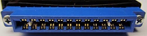 Commodore User Port Plug+ Housing+Polarizing Keys C64,VIC20,PET,CBM,SX64,C128
