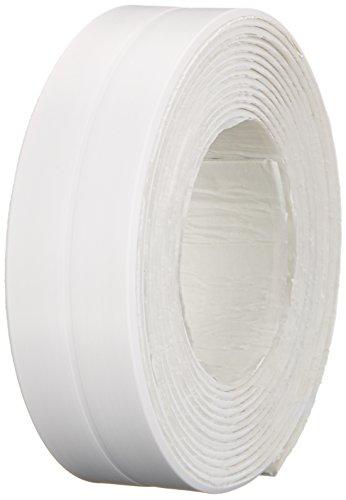 CON:P Abdichtband (PVC frei), Dauerhafte Abdichtung von Badewannen, Waschbecken und Duschen ohne Silikon, 28 mm x 3,2 m, 1 Stück, SA131