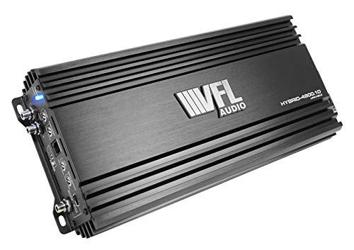 American Bass VFL4800-1D Class D Mono Hybrid Amplifier 4480 Watts