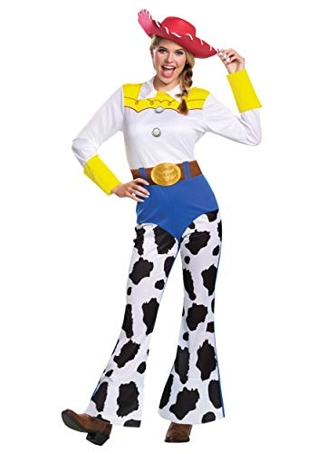 Toy Story Womens Jessie Classic Costume Medium
