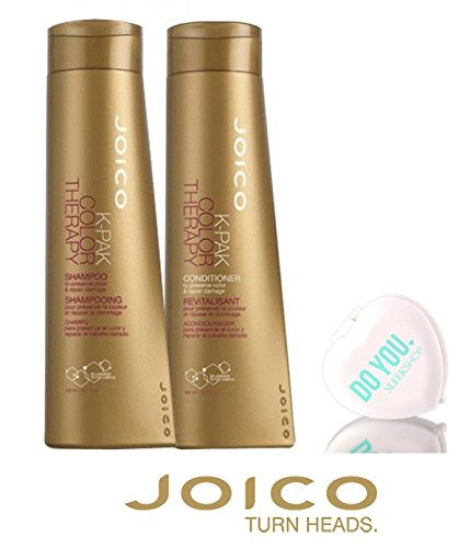 Joico K-Pak Color Therapy Shampoo & Conditioner DUO SET - to preserve color & repair damage...