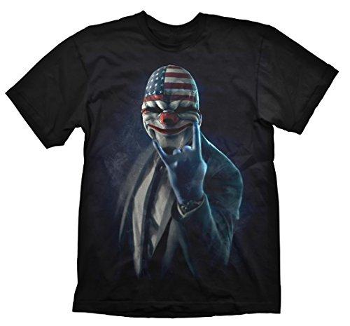 Payday 2 T-Shirt Rock On, XXL