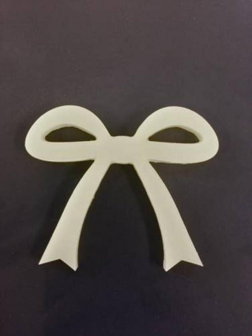 ギネス似ている与えるGRASSE TOKYO AROMATICWAXチャーム「リボン」(WH) スイートマジョラム アロマティックワックス グラーストウキョウ