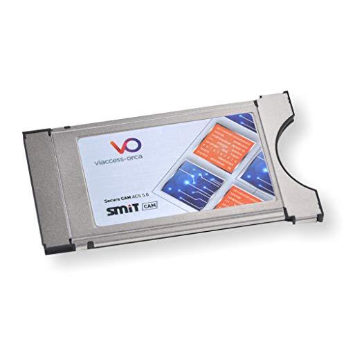 CI-Modul Viaccess Secure CAM ACS 5.0 @Smit für Verschlüsselte Sender Smit NEU