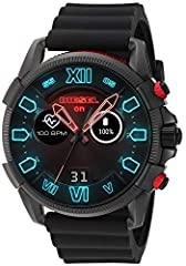 Heart rate tracking, smartphone notifications, NFC payments, GPS, rapid charging, touchscreen functionality, microphone and Google Assistant, music storage & controls, customizable watch faces, custom goal & alarm settings, multiple time zones Rapid ...