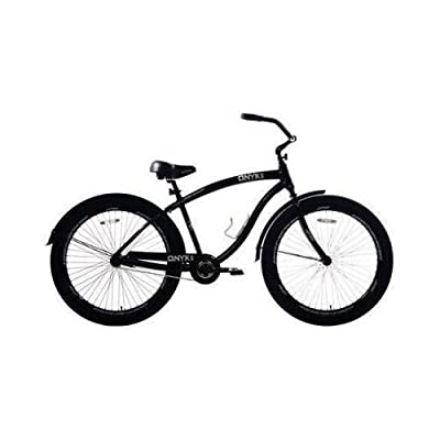 "Genesis 29"" Onex Cruiser Men's Bike, Black"