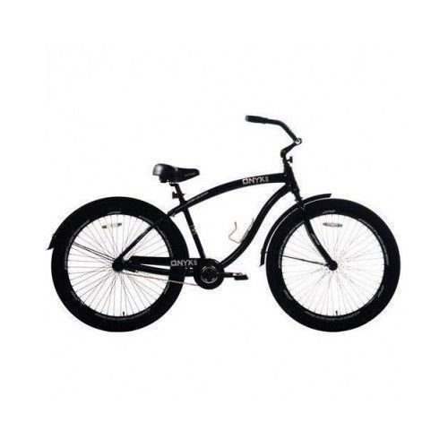 Genesis 29' Onex Cruiser Men's Bike, Black
