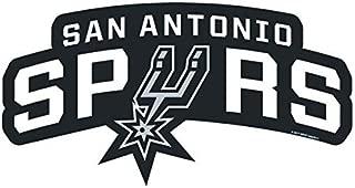 amscan Sports & Tailgating NBA Party San Antonio Spurs Large Cutout Decoration, Multi Color, 12.7 x 11.1