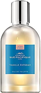 Comptoir Sud Pacifique Vanille Extreme Eau De Toilette Spray for Women, 3.3 Ounce