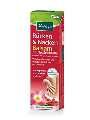 Kneipp Rücken & Nacken Balsam, 1er Pack (1 x 0.1 l)