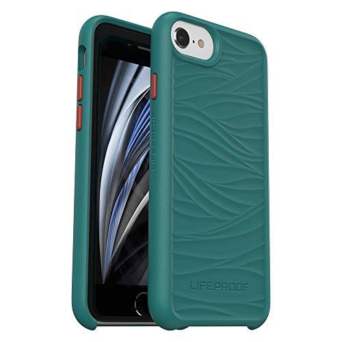 LifeProof Wake - Funda Anti caídas ecológica para iPhone SE 2020/8/7/6s Azul. Embalaje reciclable