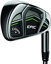 Callaway Epic Iron Set 5-PW GW UST Mamiya Recoil 760 ES Graphite Regular Right Handed 39 in