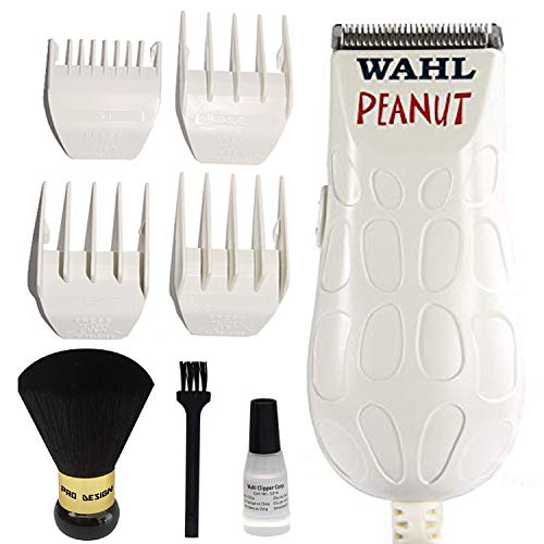 Wahl Professional Classic Series Peanut Corded Clipper with Bonus Neck Duster