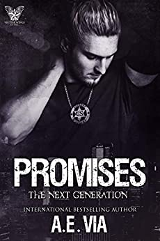 Promises: The Next Generation (Bounty Hunters Book 5) by [A.E. Via, Jay Aheer, Sue Laybourn]