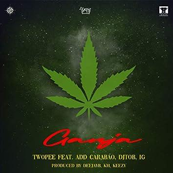 กัญชา (feat. Add Carabao, DJTOB, IG)