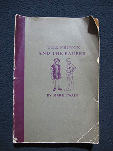 The Prince and the Pauper B002UGG2VI Book Cover