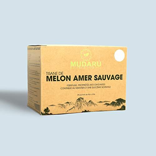 Mudaru Forest Bitter Melon 25 x 2g tea bags …