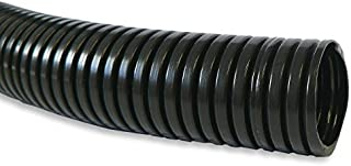 HNC basse température Extra Flexible Conduit Tube Noir–Taille 12, 9,4mm I/D/13.0mm O.d