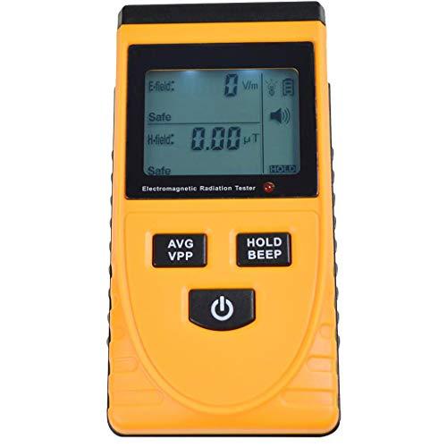 Altsommer Digital LCD Formaldehyde Messgerät Hydrometer Feuchtigkeit Temperatur Luftfeuchtigkeitsmesser Feinstaubmessgerät Digitales Detektor Tester Thermo Hygrometer
