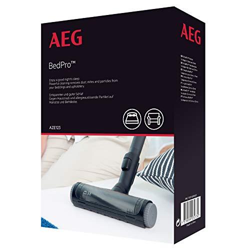 AEG AZE123 Cepillo Bedpro Mini 32 Mm, plástico
