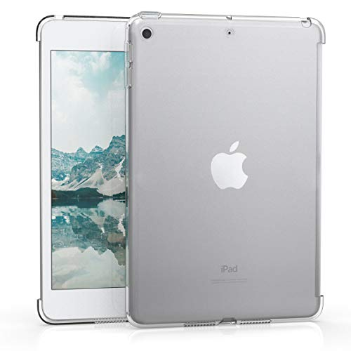 kwmobile Apple iPad Mini 5 (2019) Hülle - Tablet Cover für Apple iPad Mini 5 (2019) - Transparent - Tab Case Schutzhülle