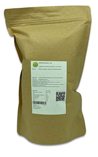 Süßmolkenpulver 1 kg beste Süßmolke getrocknet Trinkmolke ohne Zusatzstoffe