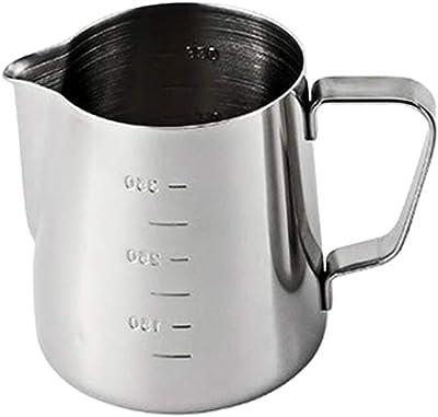 Amazon.com: Cafetera de vidrio resistente al calor para ...
