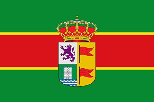 magFlags Bandera XL Palacios de la Valduerna, León, España | Bandera Paisaje | 2.16m² | 120x180cm