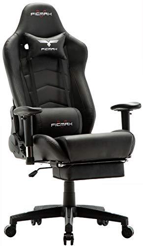 Ficmax Gaming Stuhl  Massage auf schoene-moebel-kaufen.de ansehen