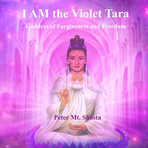 I Am the Violet Tara  By  cover art