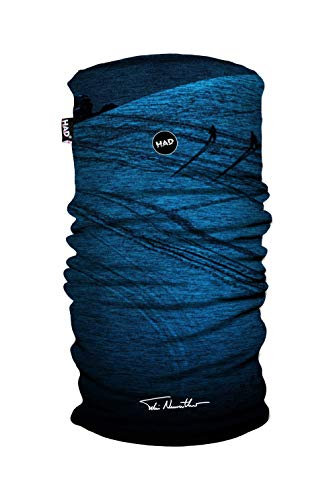 Had Unisex – Erwachsene Multifunktionstuch, Powderday Blue by Felix Neureuther, One Size