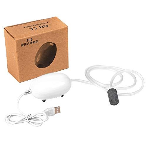 ckground Luftpumpe Sauerstoffpumpe Tragbare USB-betriebene Sauerstoffpumpe Für Aquarium Angeln Box Zubehör Angeln Belüfter