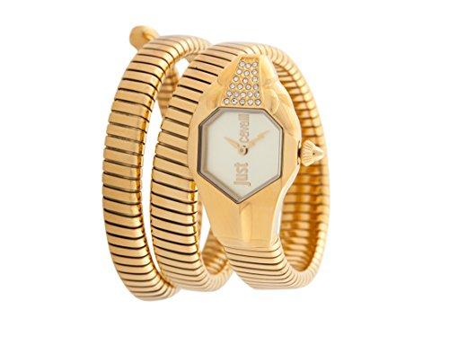 Just Cavalli Glam Chic Women's JC1L022M0025 Quartz Gold Bracelet Watch