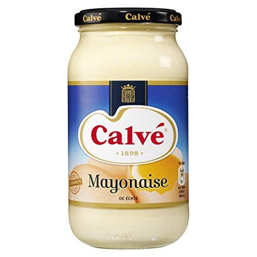 Calve die echte Mayonnaise Glas 450 ml - Entdecken Sie den köstlichen Geschmack von Calve