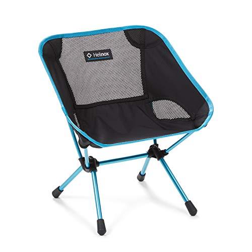Helinox Chair One Mini   Eine ultraleichte, ultrakompakte Version Chair One bietet einmaligen Komfort und Unterstützung bei einem Eigengewicht von gerade einmal 500 g (Black)