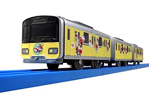 Plarail SC-08 Tobu 50050 Type Crayon Shin-chan Wrapping Train