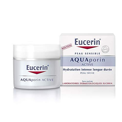 Eucerin Aquaporin Active Moisturising Care For Dry Skin 50Ml