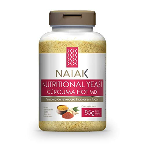 Nutritional Yeast - Cúrcuma Hot Mix