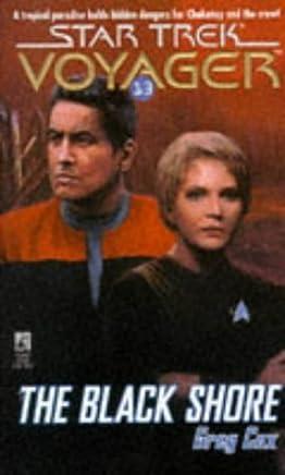 Black Shore (Star Trek: Voyager) by Greg Cox (5-May-1997) Paperback