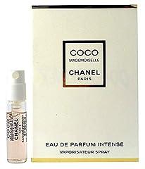 Coco Mademoiselle Eau De Parfum Intense Perfume Sample Vial Travel 1.5 Ml/0.05 Oz