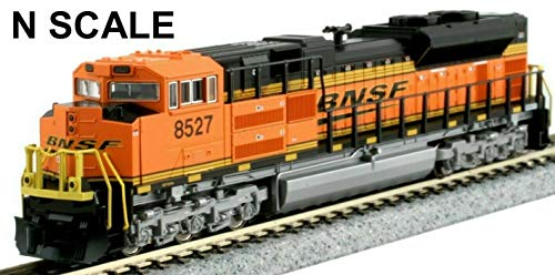 N EMD SD70ACe Nose Headlight - BNSF #8527