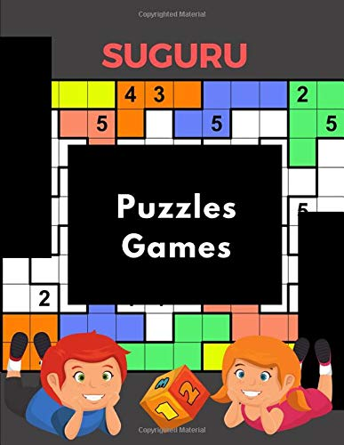 suguru puzzles games: Brain game suguru puzzle also known as tectonics or number blocks